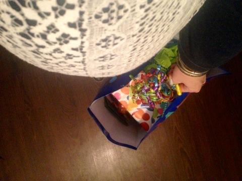 Bag of presents